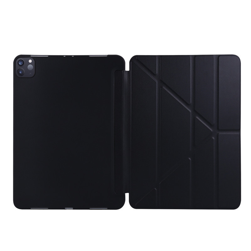 iPad For Protective Soft Back Leather Cover Pro 11 Case PU Case Case Cover Smart 2020