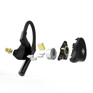 Image 5 - KZ E10 Tws Bluetooth 5.0 Aptx 이어폰 1DD 4BA 무선 터치 컨트롤 하이브리드 이어 버드 헤드셋 스포츠 소음 제거 저음 이어폰
