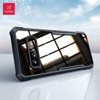 Para Galaxy S10 Plus Funda, caso XUNDD caso a prueba de golpes para Samsung Galaxy S10 caso transparente cubierta Anti-caída cubierta protectora
