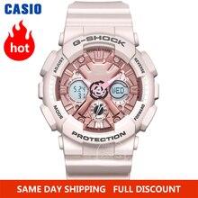 Casio שעון g הלם נשים שעונים יוקרה מותג עליון LED דיגיטלי ספורט שעון עמיד למים גבירותיי שעון קוורץ שעון reloj mujer GMA