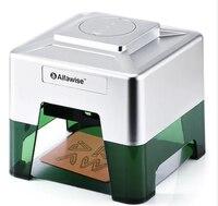Alfawise C50 Mini Wireless Smart Laser Engraver Cutter APP Operation Freely DIY Various Materials Engraving Machine 98 x 88mm En