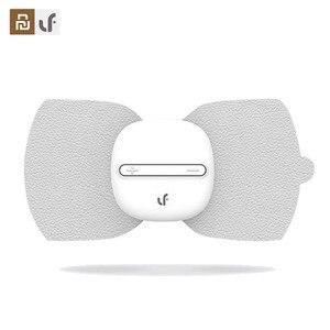 Image 1 - Youpin Lf Merk Draagbare Elektrische Stimulator Stimulator Stickers Full Body Magic Massage Therapie Ontspannen Spier Voor Kantoormedewerker