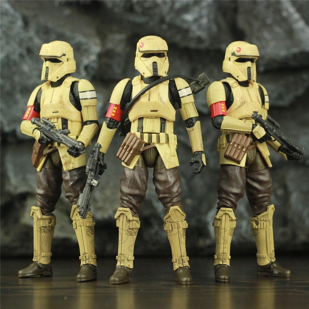 Star Wars Scarif Trooper 6