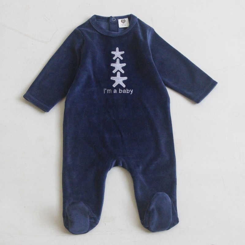 Baby bodysuit pyjama kids kleding lange mouwen kinderen kleding pasgeboren baby overalls kinderen jongen meisjes kleding baby jumpsuit