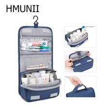 Women Travel Portable Beautician Cosmetic Bags Men High Qual