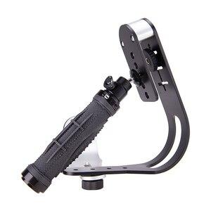Image 3 - Handheld Video Stabilisator Kamera Steadicam Stabilisator Für Canon Nikon Sony Kamera Gopro Hero Telefon DSLR DV STEADYCAM Zubehör
