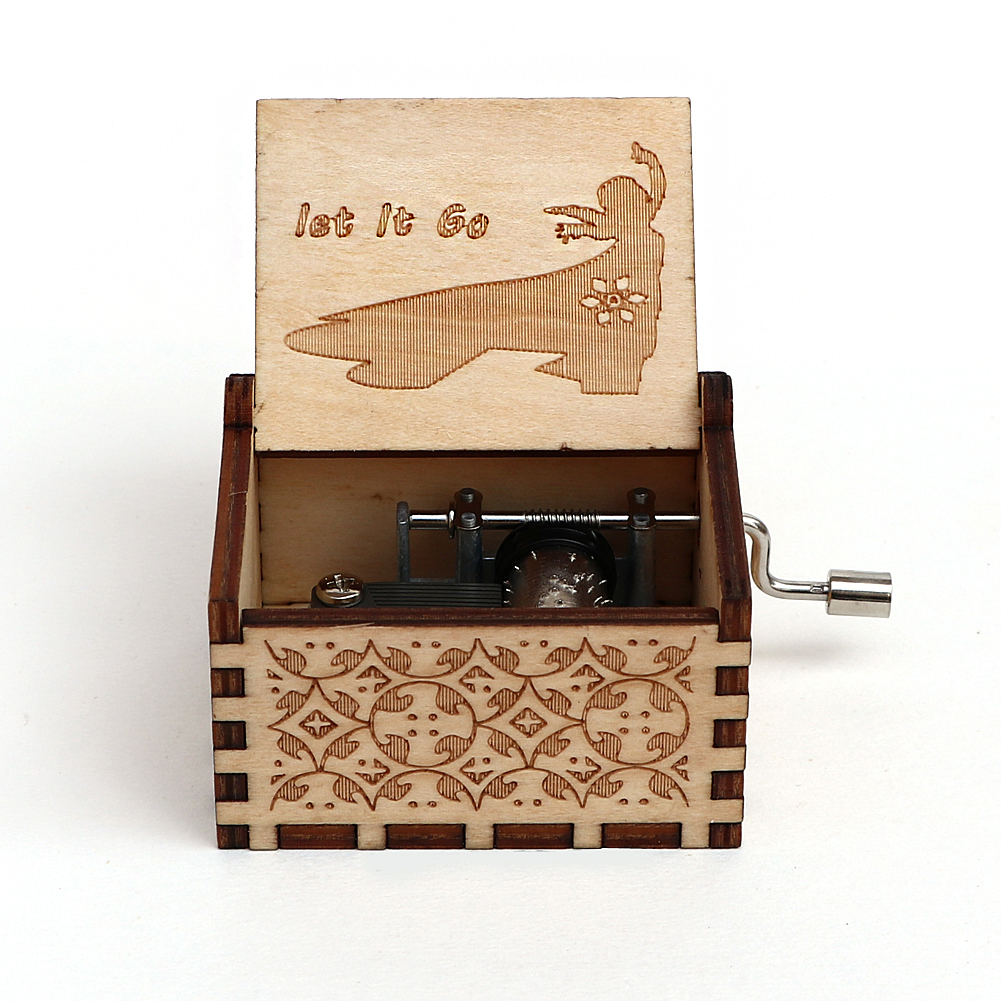 VIP3 деревянный ящик