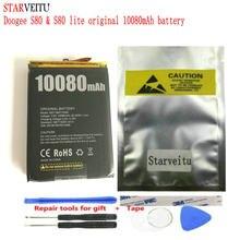 STARVEITU-Batería de ion de litio recargable para Doogee S80 Lite, repuesto Original de 10080mAh