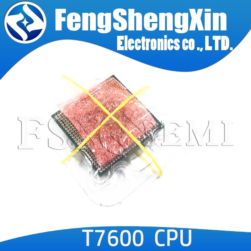 New intel CPU laptop Core 2 Duo T7800 CPU 4M SLAF6 Cache//2.6GHz//800//Dual-Core