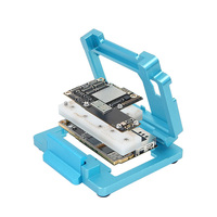 Accesorio de prueba de placa base SUNSHINE  iPhone 11 11Pro Max  placa base isociket  soporte de placa lógica para la reparación de placa base