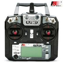FLYSKY FS i6X FS i6X 10CH 2.4GHz AFHDS 2A RC nadajnik dla RC FPV wyścigi Drone zdalnie sterowany Quadcopter X6B iA6B A8S iA10B iA6 odbiornik