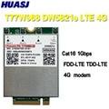 Карточный модуль HUASJ T77W968 для Dell DW5821e LTE Cat16 GNSS 5G WWAN, упрочненная ширина 5420 5424 7424 7400 7400 2 дюйма