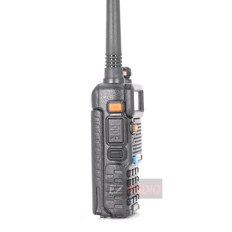 Originele Baofeng UV-5R Walkie Talkie Dual Display Dual Band Baofeng UV5R Draagbare 5W Uhf Vhf Twee Manier Radio Pofung uv 5R