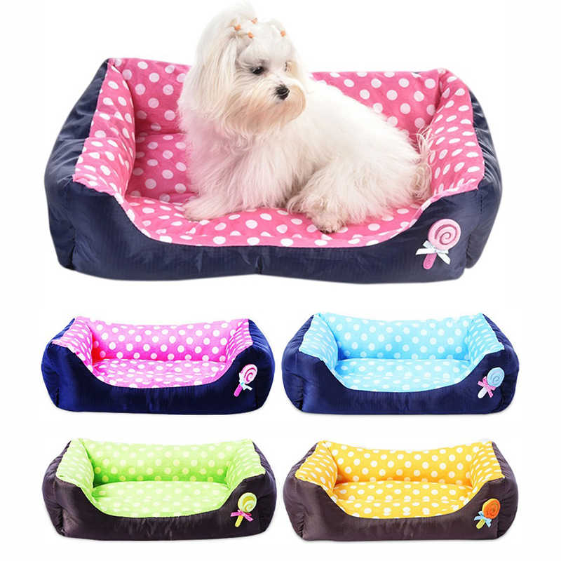 All Seasons Pet Bed For Dogs cat house dog beds for dogs Pets Products For Puppies  dog bed mat lounger bench cat sofa supplies|Houses, Kennels & Pens| -  AliExpress