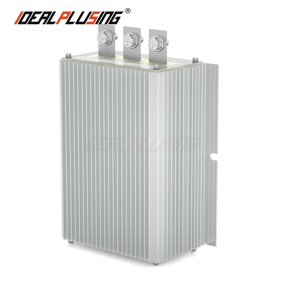 High power DC DC converter 30-60V 48V to 13.8V 50A 690W 36V 40V 42V 50V 52V 60V to 13.8V step down power supply module