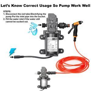 Image 5 - Máy Rửa Xe Súng Bơm Áp Lực Cao Xịt Máy Giặt Vệ Sinh Xe Bộ Rửa Xe Tự Động Chăm Sóc điện Thiết Bị