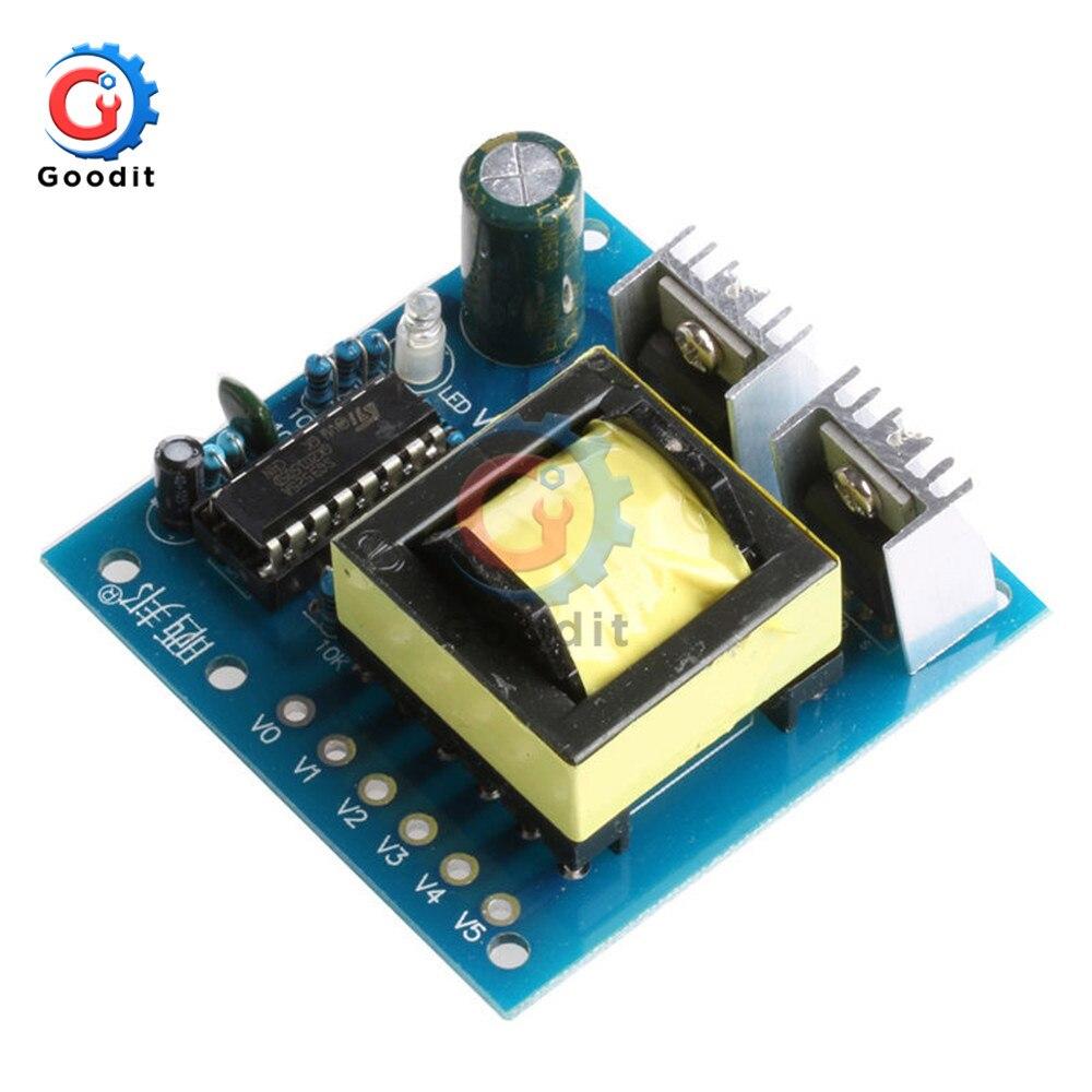 150 Вт автомобильный DC 12 В к AC 110 В 220 В инвертор зарядное устройство конвертер усилитель платы|Инверторы и конвертеры|   | АлиЭкспресс