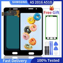 100%Tested Lcd-Display A510FD Samsung Galaxy Digitizer-Assembly-Replacement Touch-Screen