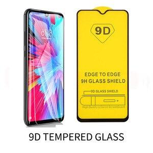 Image 2 - 10Pcs 9D מזג זכוכית עבור Samsung Galaxy A01 A31 A51 A71 A91 A7E M31 מסך מגן הערה 10 לייט s10 Lite כיסוי סרט סרט