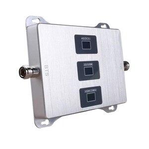 Image 2 - 2g 3g 4g Tri Band Signal Booster 850 MHz, 4G LTE 1800 MHz, 4G + FDD LTE 2600MHz LTE Repeater Verstärker nicht enthalten antenne