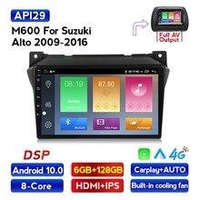 4G LTE Android Für Suzuki alto 2009 2010 2011 2012 2013 2014 2015 2016 Multimedia Stereo Auto DVD Player navigation GPS Radio