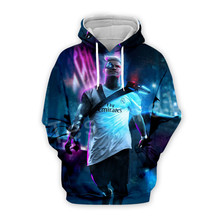 Tessffel Cristiano Ronaldo Athletes Tracksuit 3DfullPrint Hoodie/Sweatshirt/Jacket/shirts Mens Womens hiphop fit casual style-7