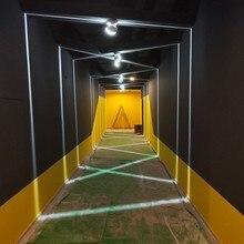 360 Degree Modern LED wall Light 10W RGB wall