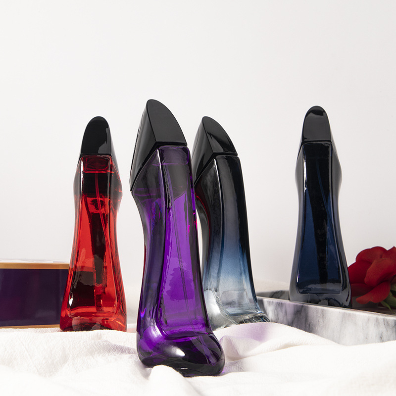 Hot Brand Perfume For Women Long lasting Atomizer Bottle Glass Sexy Lady Original Parfum Antiperspirant Fragrance Parfume 1