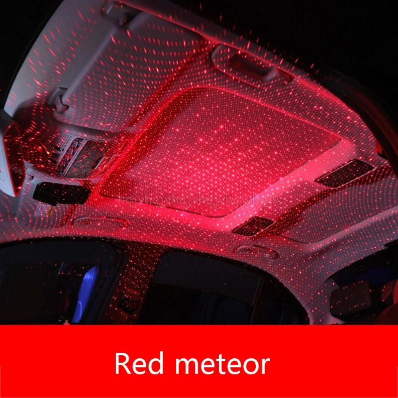 Car USB LED Car Atmosphere Ambient Star Light RGB Colorful Music Sound Lamp Christmas Interior Decorative Light O25 19 Dropship