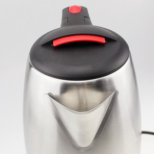Image 2 - 220V Kettle 2L Stainless Steel Electric Kettle 1500w Water Boiler Kettle Quick Heating Auto Power off Protection Kitchen Home