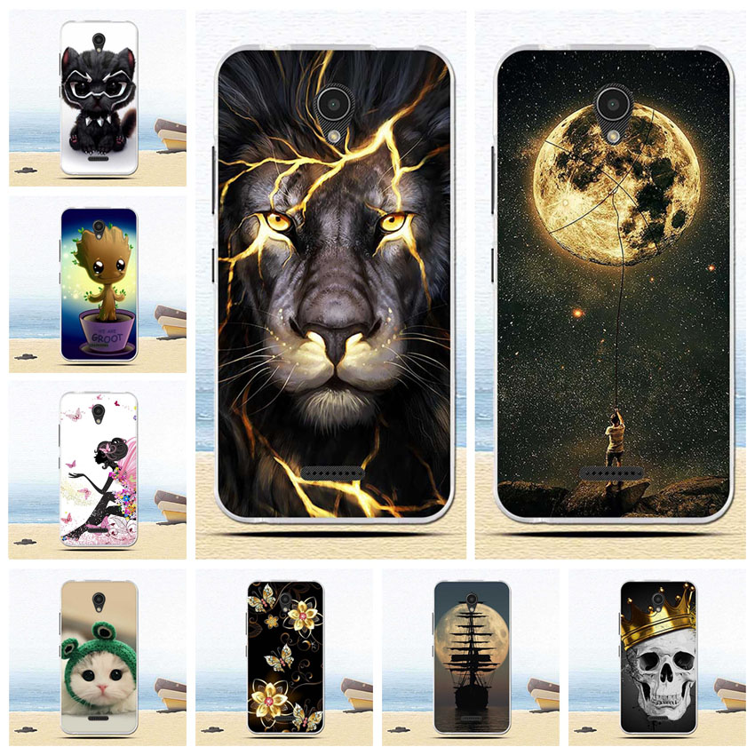 <font><b>Case</b></font> <font><b>For</b></font> <font><b>Lenovo</b></font> <font><b>A1010a20</b></font> A2016a40 Soft Silicone TPU Fashion Cartoon Pattern Painting Back Cover <font><b>Case</b></font> <font><b>For</b></font> <font><b>Lenovo</b></font> A1010 A Plus image