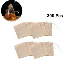 Tea-Bags Disposable Teab String Heal-Seal Fabric Food-Grade Non-Woven for with SPICE-FILTERS