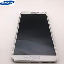 מקורי 5.7 סופר AMOLED תצוגה עבור SAMSUNG Galaxy Note3 מגע מסך הערה 3 N9005 LCD Digitizer עצרת