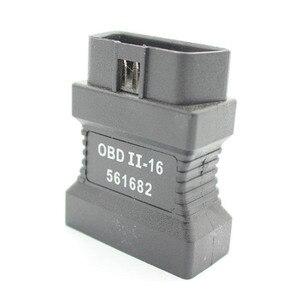 Image 3 - ראשי מבחן OBDII 16pin ממשק עבור Autoboss V30 עלית רכב אבחון סורק 16 פין obd2 זכר 15PIN יציאת מחבר מתאם