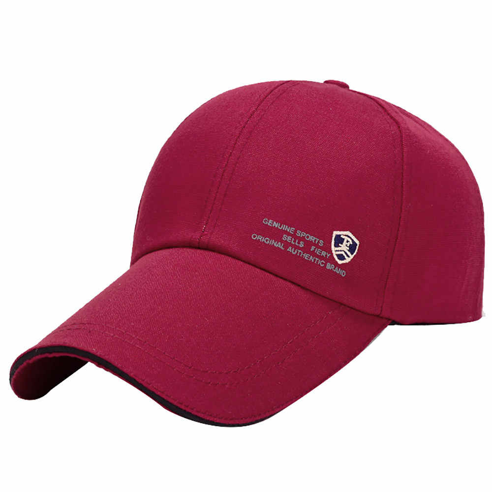 Однотонная летняя шапка унисекс для женщин и мужчин, Повседневная бейсбольная бейсболка с колпаком в стиле хип-хоп, уличная бейсболка