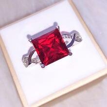 100% настоящие 14k кольца с бриллиантами ручной работы натуральный