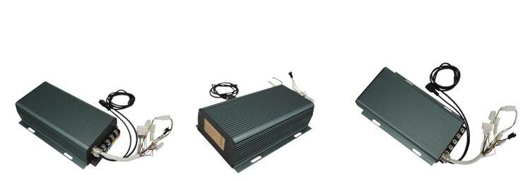 Controlador Do Motor Sabvoton H6 SVMC72150 TFT