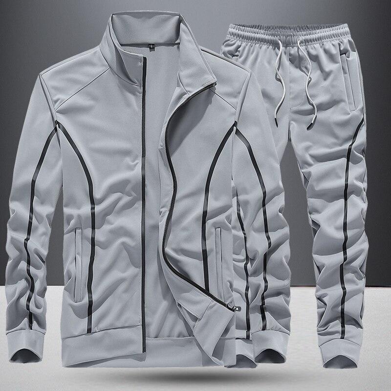 New Men Oversized Sport Suits Gym Set Running Sets Men Basketball Jogging Fitness Training Suits Warm Sport Tracksuits Mens 7XL