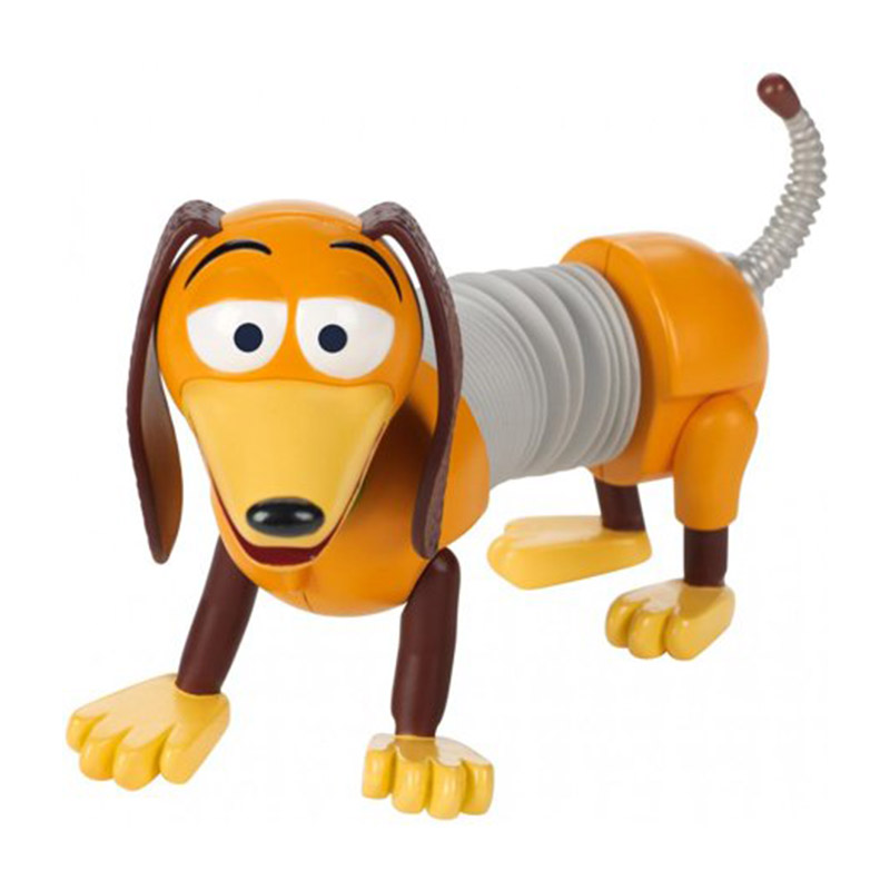Toy Story 4 PVC Slinky Dog Bo Peep Woody Bullseye Horse Action Figures Metal Model Doll Limited Collection Toys Children Gifts in Action Toy Figures from Toys Hobbies