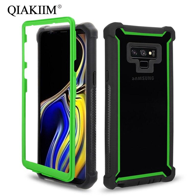 Сверхмощные Защитные чехлы для телефонов Samsung Galaxy A50 A70 A51 A71 A30 A30S A750 J4 Prime J6 Plus, противоударный армированный чехол