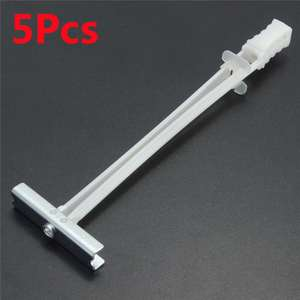 For M6 Screw Fix M6 Toggler Heavy Plasterboard Fits for Use in Hollow Materials Drywall Plasterboard Maximum Support 150KG