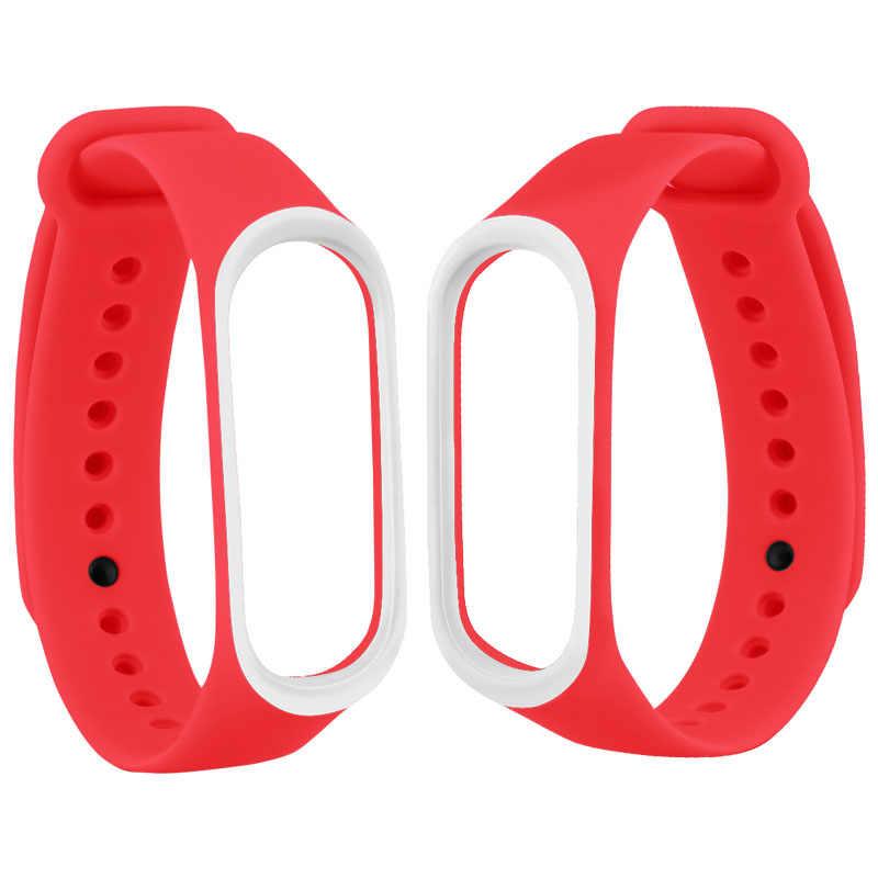 Smart Band Strap per Xiaomi Mi banda 4 3 Cinghia Miband di Ricambio cinturino da polso Per M4 M3 Astuto Della Vigilanza del braccialetto accessori intelligenti