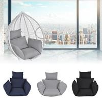 Hammock Chair Cushions Swinging Garden Outdoor Soft Cushions Seat 220KG Dormitory Bedroom Hanging Chair Cushions