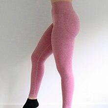 Nepoagym מעודכן נשים חיוני חלקה חותלות גבוהה מותן נשים יוגה מכנסיים Leggins ספורט נשים כושר דחיסת מכנסיים