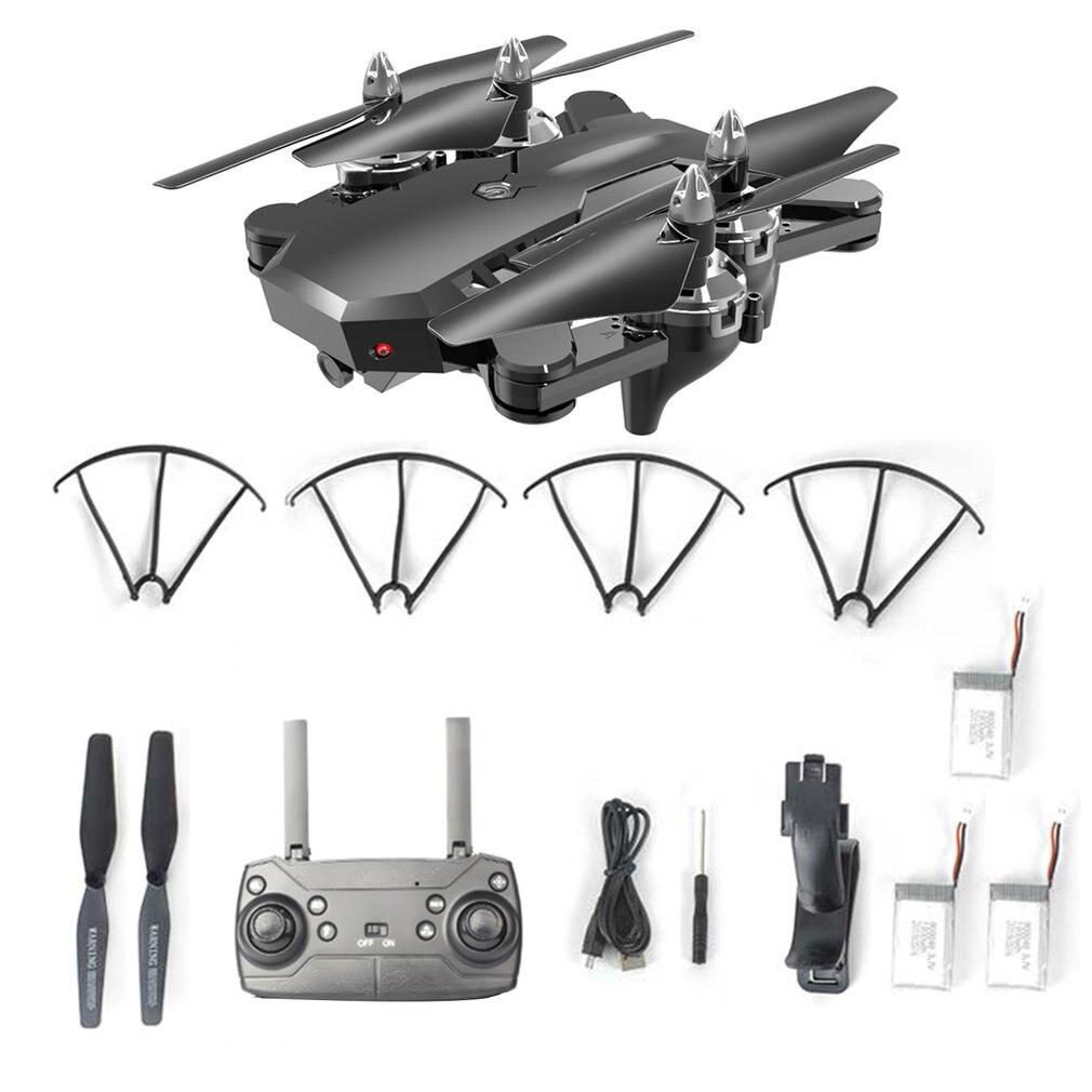 CS-7 GPS 2,4G складной Радиоуправляемый Дрон Безголовый режим с 1080P WiFi камерой летательный аппарат RC вертолет игрушки с дистанционным управление...