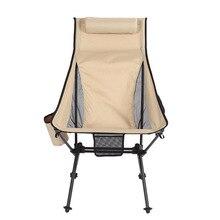 Folding Chair Aluminum-Alloy Outdoor Ultra-Light Fishing/beach