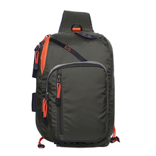 Fly Fishing Sling Pack Multi Function Fishing Gear Bag Pack