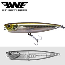 2020 New EWE AR-C Topwater Penicl Lure 100mm/85mm 10g/14g Floating Sitckbait Surface DOGX Popper Bass Pike Fishing Bait