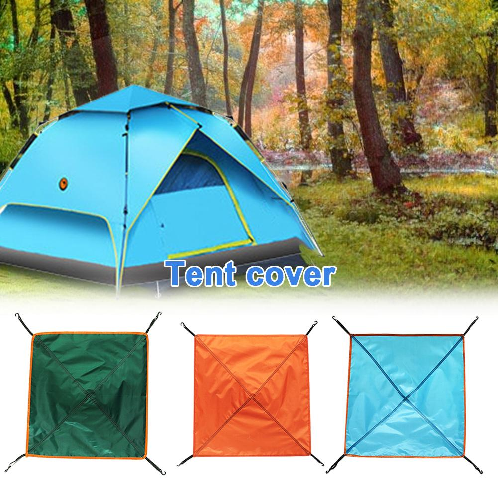 Camping Hiking Sun Shelter Outdoor Tent Canopy Top Roof Cover Patio Sun Shade Cloth Shade Shelter Replace Part Tents Accessories in Sun Shelter from Sports Entertainment