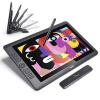 Parblo Coast16 Graphic Monitor Graphic tablet Drawing 15.6 IPS HD Battery free Passive Pen 8192 Leverls Pressure Sensitivity